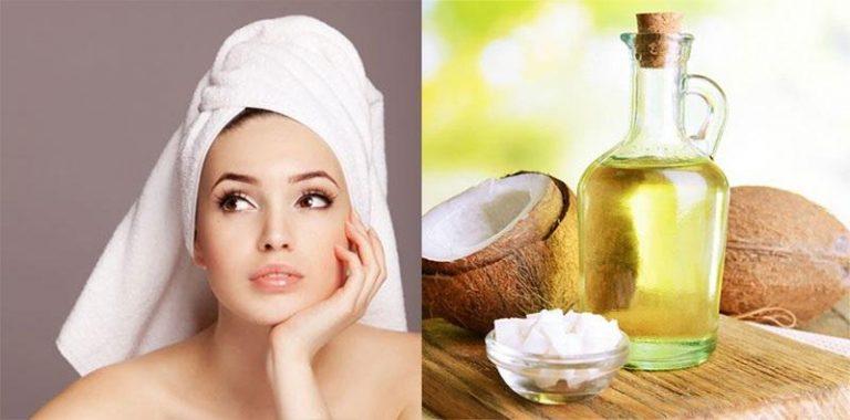 Kết quả hình ảnh cho Công dụng của dầu dừa đối với mái tóc