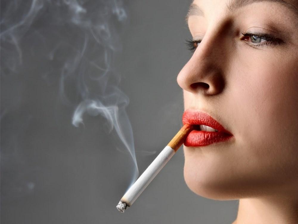 Hút thuốc khiến da ngày càng xấu và xuất hiện nếp nhăn