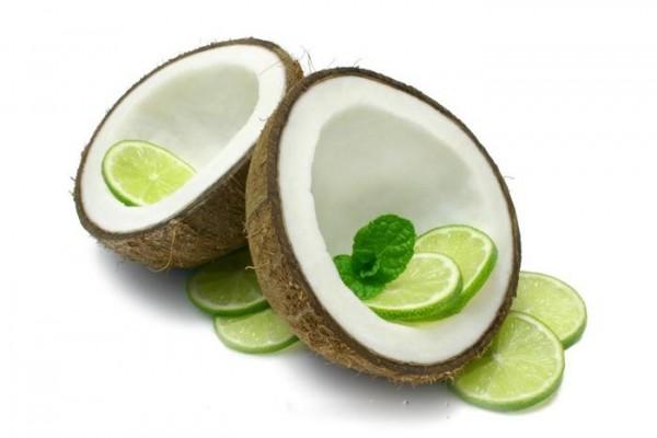 Cách dưỡng trắng da bằng dầu dừa và nước cốt chanh