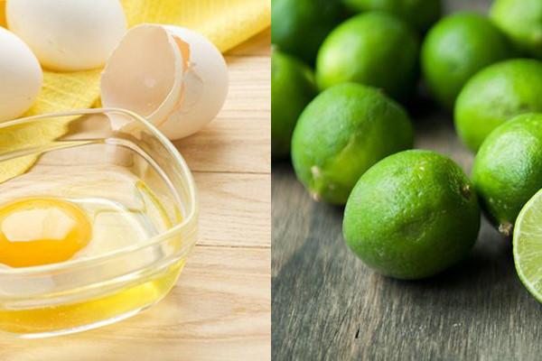 phương pháp trị mụn bằng lòng trắng trứng gà