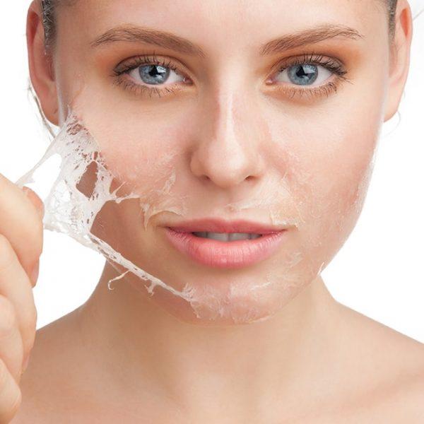 Tự làm mặt nạ tẩy tế bào chết cho da mặt