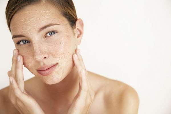 Các bước tẩy tế bào chết da mặt cho da thường