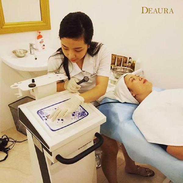 spa clinic deaura sản phẩm việt nam