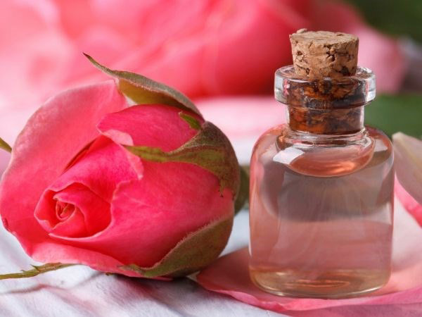 Sử dụng nước hoa hồng làm đẹp da