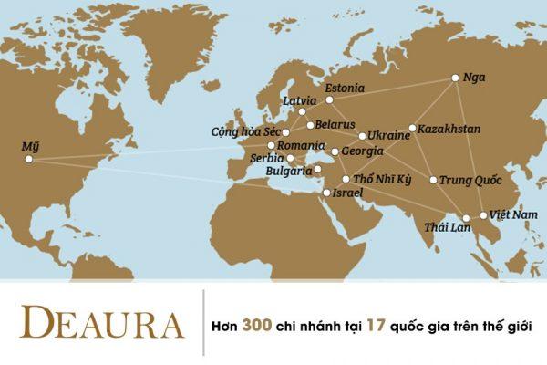 Mỹ phẩm Deaura là một thương hiệu có nguồn gốc từ Israel và được biết tới trên nhiều quốc gia tên thế giới. Khi tới Việt Nam thì còn rất xa lạ với nhiều người, và họ thắc mắc Deaura là gì? Deaura của nước nào?
