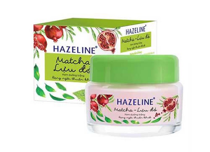 Hazeline là thương hiệu mỹ phẩm quen thuộc