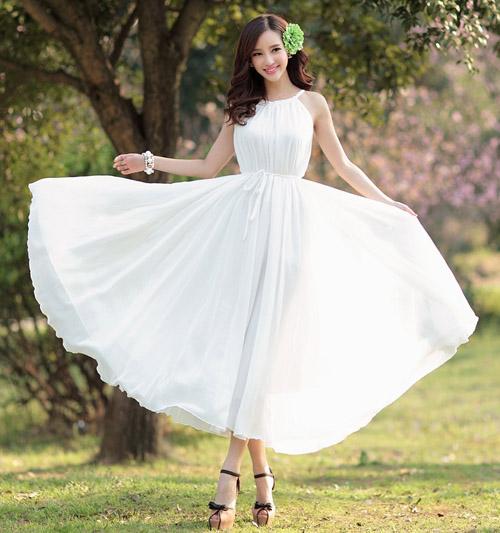 Kết quả hình ảnh cho chiếc váy dài