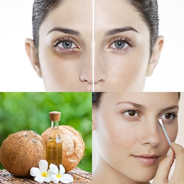 cách sử dụng tinh dầu dừa cho da mặt